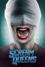 Cover Scream Queens, Poster Scream Queens