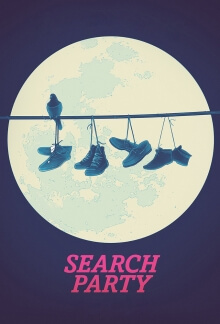 Search Party, Cover, HD, Stream, alle Folgen