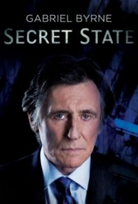 Poster, Secret State Serien Cover