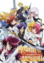 Cover Seiken Tsukai no World Break, Poster Seiken Tsukai no World Break
