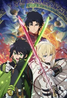 Seraph of the End, Cover, HD, Stream, alle Folgen