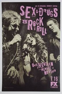 Sex & Drugs & Rock & Roll, Cover, HD, Serien Stream, ganze Folge