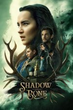 Cover Shadow and Bone, Poster Shadow and Bone