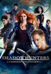Cover der TV-Serie Shadowhunters: The Mortal Instruments