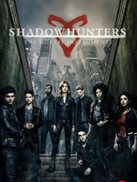 Cover Shadowhunters: The Mortal Instruments, Shadowhunters: The Mortal Instruments
