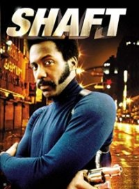 Poster, Shaft Serien Cover