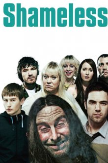 Poster, Shameless UK Serien Cover