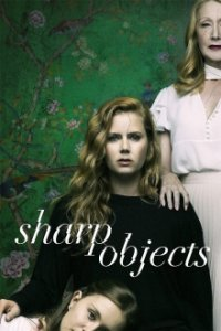 Poster, Sharp Objects Serien Cover