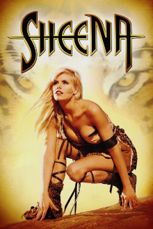 Sheena, Queen of the Jungle, Cover, HD, Serien Stream, ganze Folge
