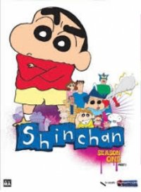 Cover Shin Chan, TV-Serie, Poster