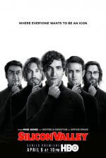Cover Silicon Valley, Poster Silicon Valley