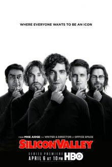 Cover von Silicon Valley (Serie)