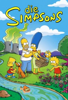 Cover Die Simpsons, Poster Die Simpsons
