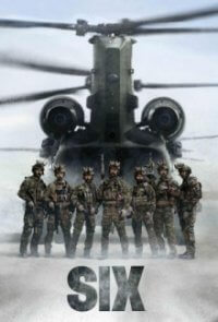 Cover SIX, Poster, HD