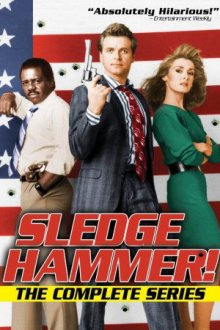 Cover Sledge Hammer!, TV-Serie, Poster