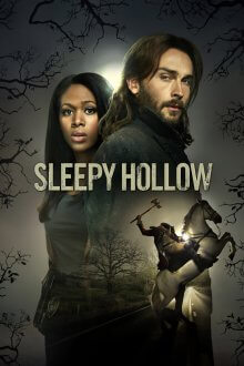 Cover Sleepy Hollow, Poster Sleepy Hollow