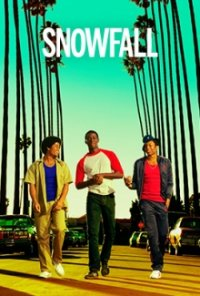Cover Snowfall, Poster, HD
