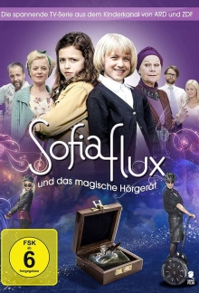 Sofia Flux, Cover, HD, Stream, alle Folgen