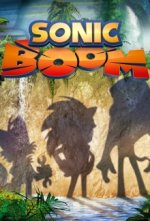 Cover Sonic Boom, Poster Sonic Boom