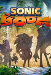 Cover der TV-Serie Sonic Boom