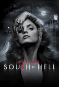 Poster, South of Hell Serien Cover