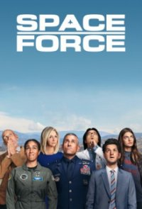 Poster, Space Force Serien Cover