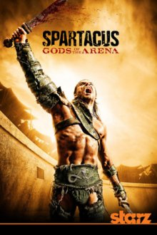 Cover Spartacus - Gods of the Arena, Poster Spartacus - Gods of the Arena