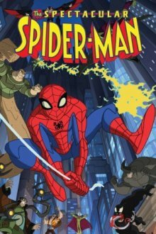 Spectacular Spider-Man, Cover, HD, Serien Stream, ganze Folge