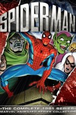 Cover Spiderman 5000, Poster Spiderman 5000