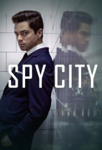 Poster, Spy City Serien Cover
