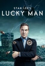 Cover Stan Lee's Lucky Man, Poster Stan Lee's Lucky Man