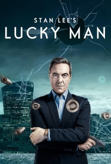 Cover von Stan Lee's Lucky Man (Serie)