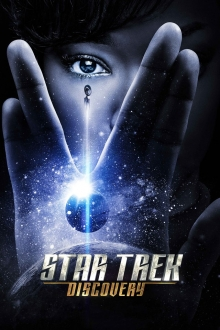 Star Trek: Discovery, Cover, HD, Stream, alle Folgen