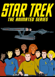 Star Trek: The Animated Series Cover, Poster, Star Trek: The Animated Series DVD