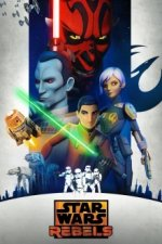 Cover Star Wars Rebels, Poster Star Wars Rebels