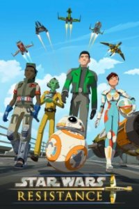 Poster, Star Wars: Resistance Serien Cover