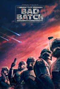 Cover Star Wars: The Bad Batch, Poster