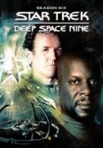 Cover Star Trek: Deep Space Nine, Poster Star Trek: Deep Space Nine