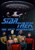 Cover Star Trek: The Next Generation, Poster Star Trek: The Next Generation