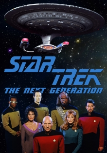 Star Trek: The Next Generation, Cover, HD, Serien Stream, ganze Folge