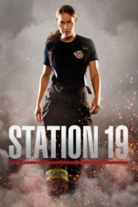 Station 19 Serien Cover