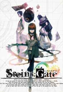 Steins;Gate, Cover, HD, Stream, alle Folgen