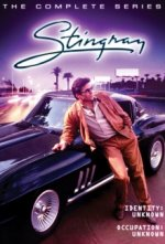 Cover Stingray, Poster Stingray