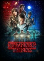 Cover Stranger Things, Poster Stranger Things
