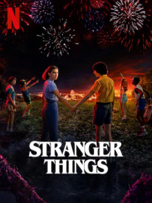 Stranger Things, Cover, HD, Serien Stream, ganze Folge