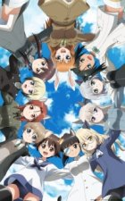 Cover Strike Witches: 501 Butai Hasshin Shimasu!!, Poster Strike Witches: 501 Butai Hasshin Shimasu!!
