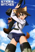Cover Strike Witches, Poster Strike Witches