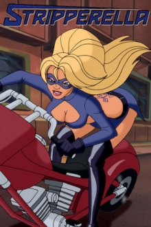 Cover Stripperella, Poster Stripperella