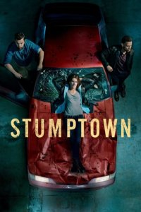 Poster, Stumptown Serien Cover