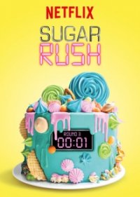 Poster, Sugar Rush Serien Cover